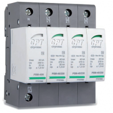 CPT AC 3 Phase Surge Protection Device, Type 2