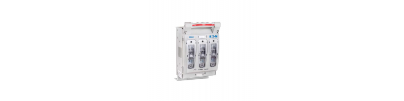 EATON NH Horizontal fuse switch disconnector 3P (Incl. TWO 160A NH00 fuses)