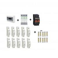 DIY LV Combiner Box Kit