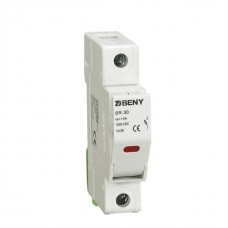 PV Fuse Switch Disconnect 1P 32A 1000V rated, including 20A 10x38 PV Fuse