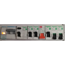 SCHNEIDER 3kW Inverter Essential Load Distribution Board