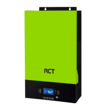 Voltronic RCT Axpert KING (NEW MODEL) Hybrid off-grid inverter 5KVA/5KW Inverter/UPS 4000W MPPT 48V PF1