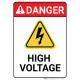 High Voltage Battery
