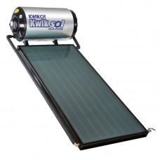 Kwikot Indirect Solar Water Heater System 150 litre - Inland & Coastal Areas