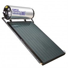 Kwikot Indirect Solar Water Heater System 200 litre - Inland & Coastal Areas