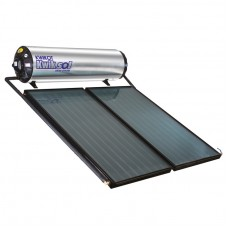 Kwikot Indirect Solar Water Heater System 300 litre - Inland & Coastal Areas