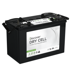 Discover Deep Cycle Dry Cell 115Ah AGM Battery (EV 31A-A)