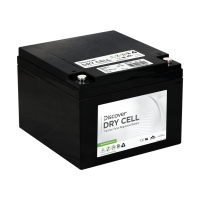 Discover Deep Cycle Dry Cell 140Ah AGM Battery (EV 12A-A)