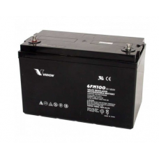 Vision Deep Cycle 100Ah 12V Fully Sealed AGM Battery 2 Year warranty