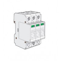 SARAH PV DC SPD 40kA 1000V 3P Surge Protection Type 1 & 2